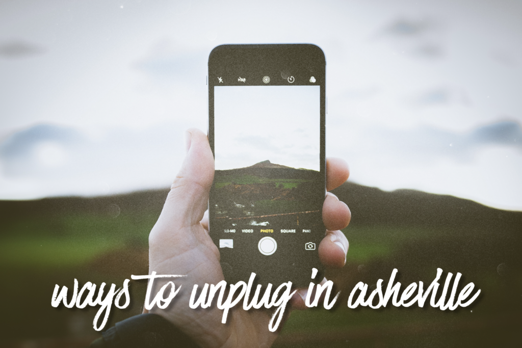 ways-to-unplug