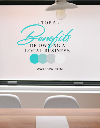 Top 5 Benefits Of Owning A Local Business