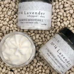 lavender whipped shea