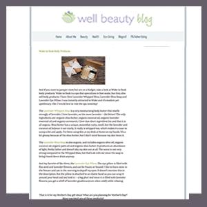 well-beauty-press