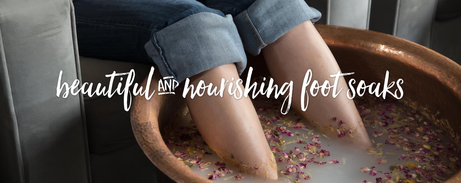 asheville foot soak