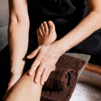 Foot & Lower Leg Massage